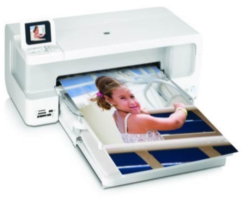Принтер HP Photosmart B8550: описание