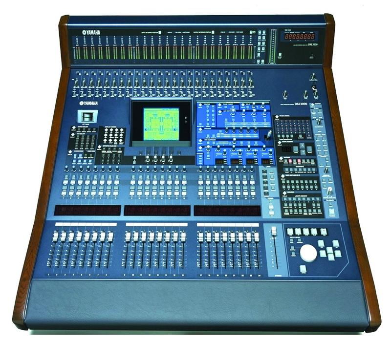 Цифровой микшерский пульт Yamaha 03D