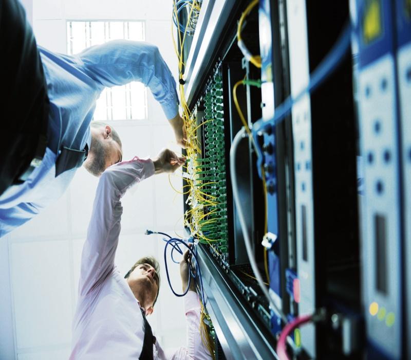 Обслуживание компьютеров организаций