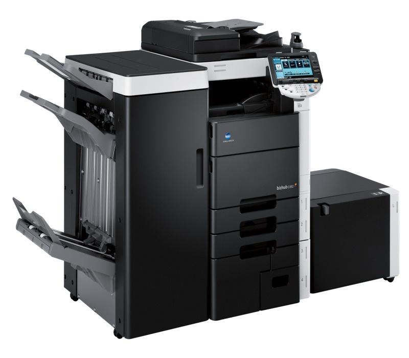 Принтеры серии Konica Minolta