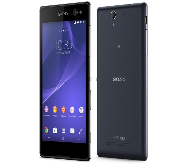 Крепкий середнячок Sony Xperia C3