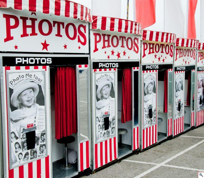Фотобудка – изюминка торжества